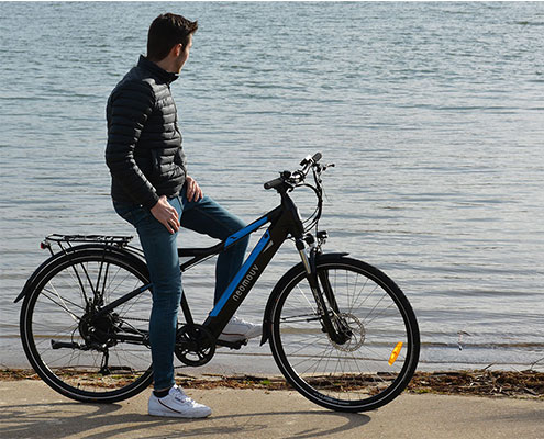 test-rive bicicleta elétrica voltstore