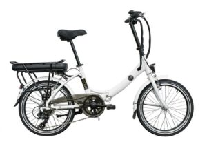 Bicicleta elétrica LFB PL20 B mobilidade Voltstore