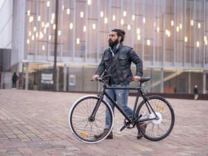 Bicicleta elétrica Furtivoo mobilidade Voltstore