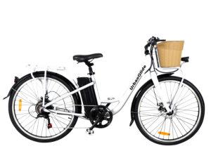 Bicicleta elétrica Urban Glide H1 mobilidade 2020