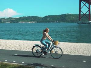 bicicleta eletrica urban glide h1 2020 mobilidade ebike voltstore