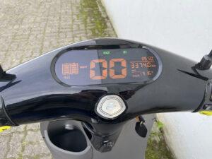 Mota Scooter elétrica usada ecooter e1r mobilidade Voltstore