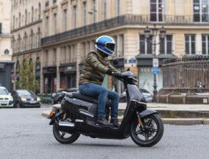 mota eletrica horwin ek3 scooter mobilidade ebike voltstore