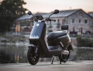 mota eletrica yadea g5 scooter mobilidade ebike voltstore