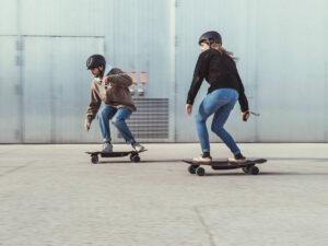 Skate elétrico elwing halokee okkn Voltstore