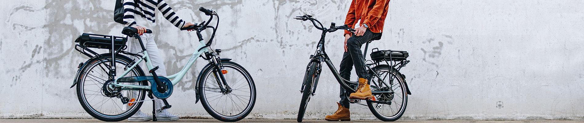 bicicletas elétricas banner VoltStore