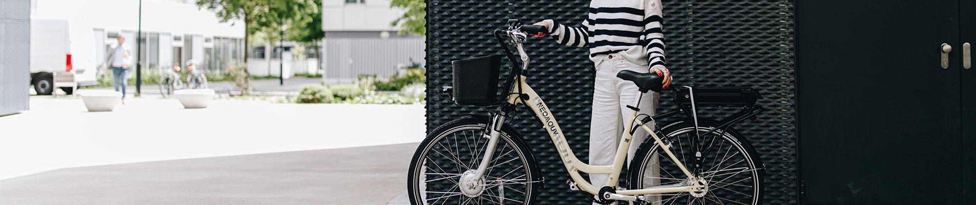 Veículos Elétricos - E-bike agora é VoltStore